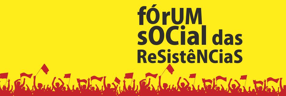 Luta por direitos em debate no Fórum das Resistências