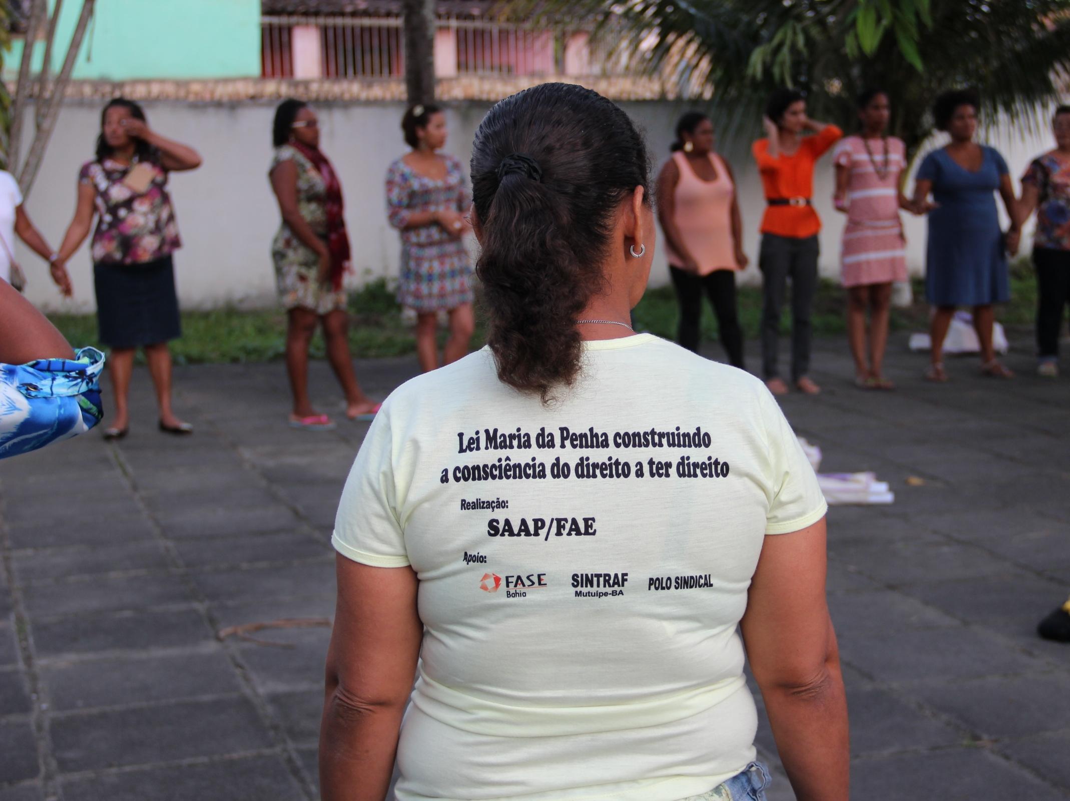 Saúde, sexualidade e violência contra a mulher em debate