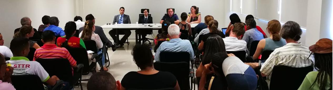 Caravana Matopiba denuncia violações no sul do Piauí