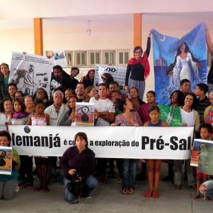 Encontro reuniu cerca de 70 pessoas. (Foto: Gilka Resende/FASE)