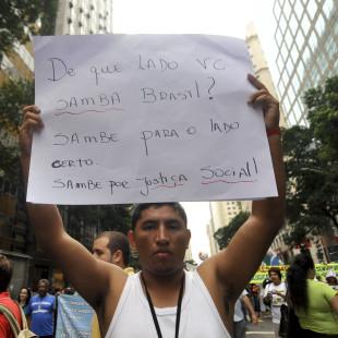 Perguntas ao ambientalismo de mercado. (Foto: Marcello Casal Jr)