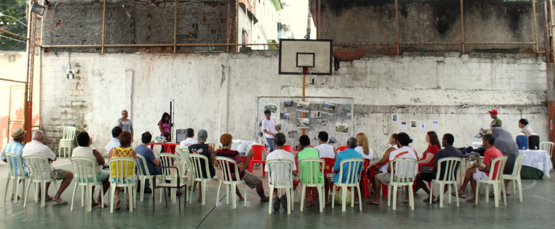 """Nasce """"O Caju"""": jornal com olhares de um bairro carioca"""