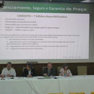 Evento aconteceu em Brasília no dia 20 de novembro. (Foto: ANA/arquivo)