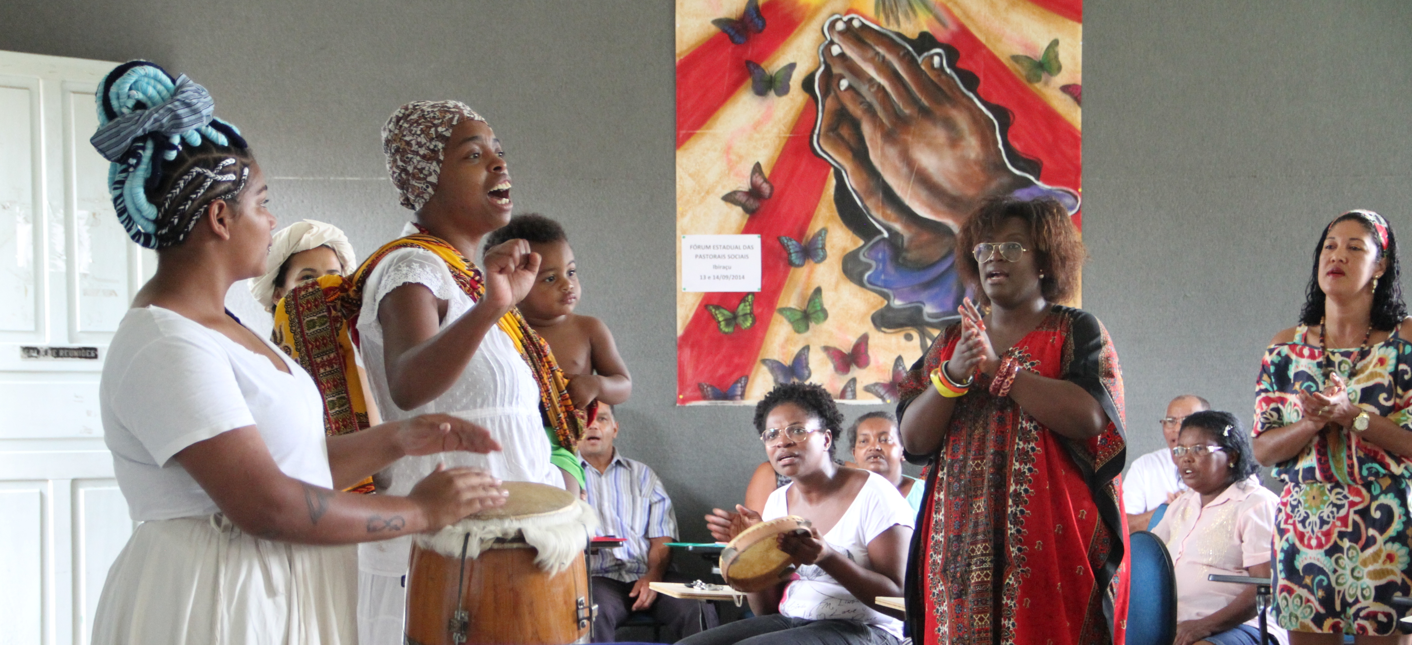 Mulheres quilombolas realizaram encontro estadual no ES