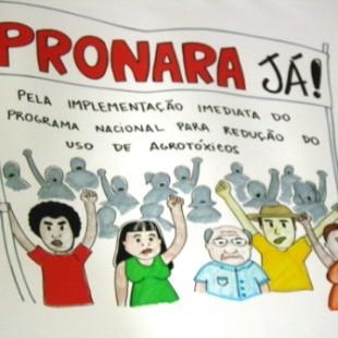 Clique na imagem e acesse a cartilha sobre o Pronara. (Foto: FASE)