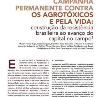 7a4cde700 Campanha Permanente Contra os Agrotóxicos e Pela Vida