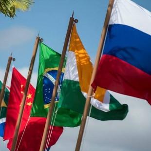 (Foto: Bandeiras dos países dos BRICS/ ABr)