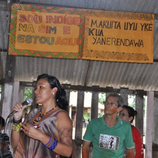 Houve debates sobre a violação de direitos na região. (Foto: Marquinho Mota)