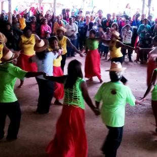 A 7ª Festa da Banana reuniu cerca de 600 pessoas. (Foto: GIAS/Flicker)