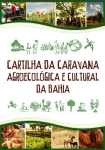 capa cartilha agroecologia