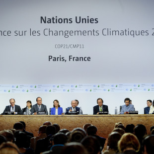 Foto: Arnaud Bouissou/ COP21