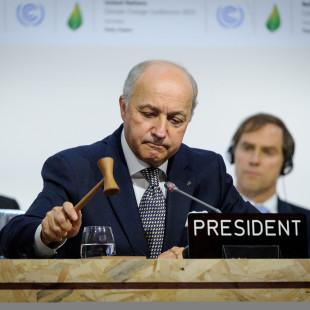 Foto: Arnaud Bouissou / COP21