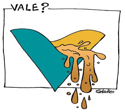charge sobre a Vale