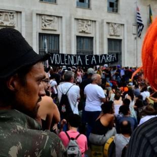 Ato do Movimento Passe Livre (MPL)(Rovena Rosa/ABr)