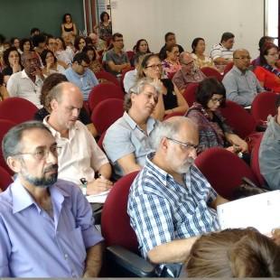 Representantes se reuniram em SP. (Foto: Abong)
