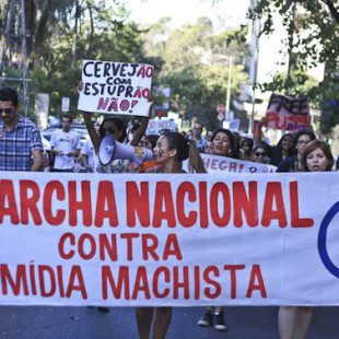 Protesto no RS. (Foto: ADphotos/Sul21)