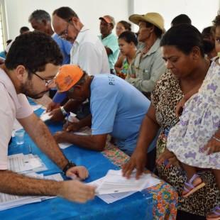 Agricultores conquistam certificados. (Foto: Andrés Pasquis/Gias)