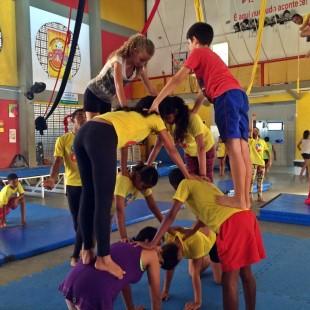 Escola Pernambucana de Circo. (Foto: Thalita Andrade)