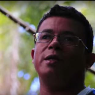 João do Angelim (Foto: Frame do documentário Sementes de Angelim)