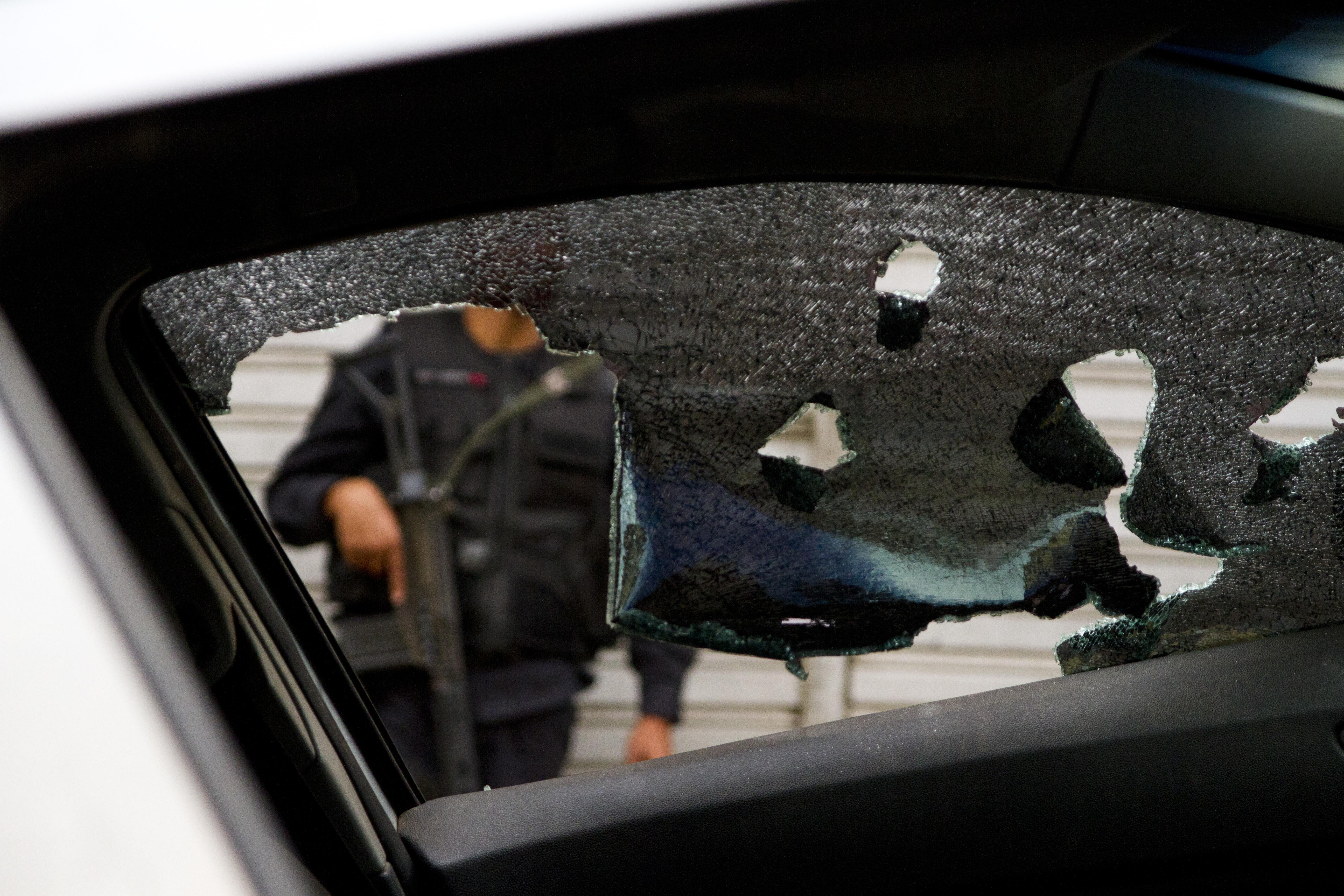 """Violência bate recordes na """"cidade olímpica"""""""