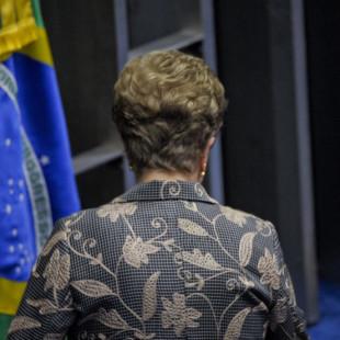 Sessão deliberativa extraordinária para votar a Denúncia 1/2016. (Foto: Pedro França/Agência Senado)