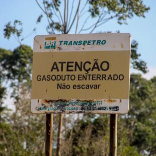 empresas que já receberam a Licença de Instalação, sem sequer terem obedecido a nenhum condicionante. Foto: (Flavia Bernardes / FASE)