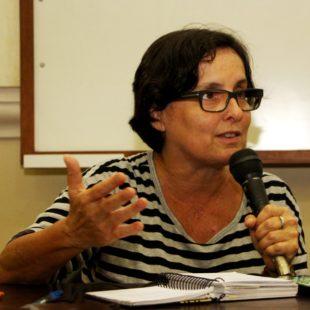 Laura Capriglione. (Foto: Rosilene Miliotti / FASE)