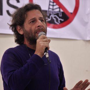 Marcelo Calazans, coordenador do programa da FASE no Espírito Santo. (Foto: Flavia Bernardes / FASE ES)