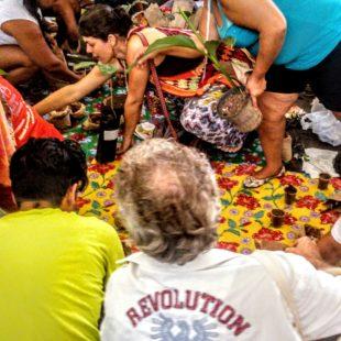 Revolução agroecológica. (Foto: Gilka Resende/FASE)
