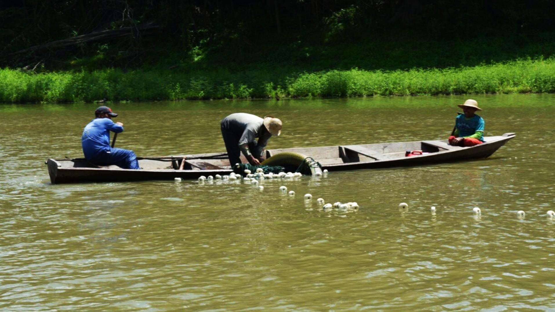 Paraenses trocam conhecimento sobre manejo de pesca