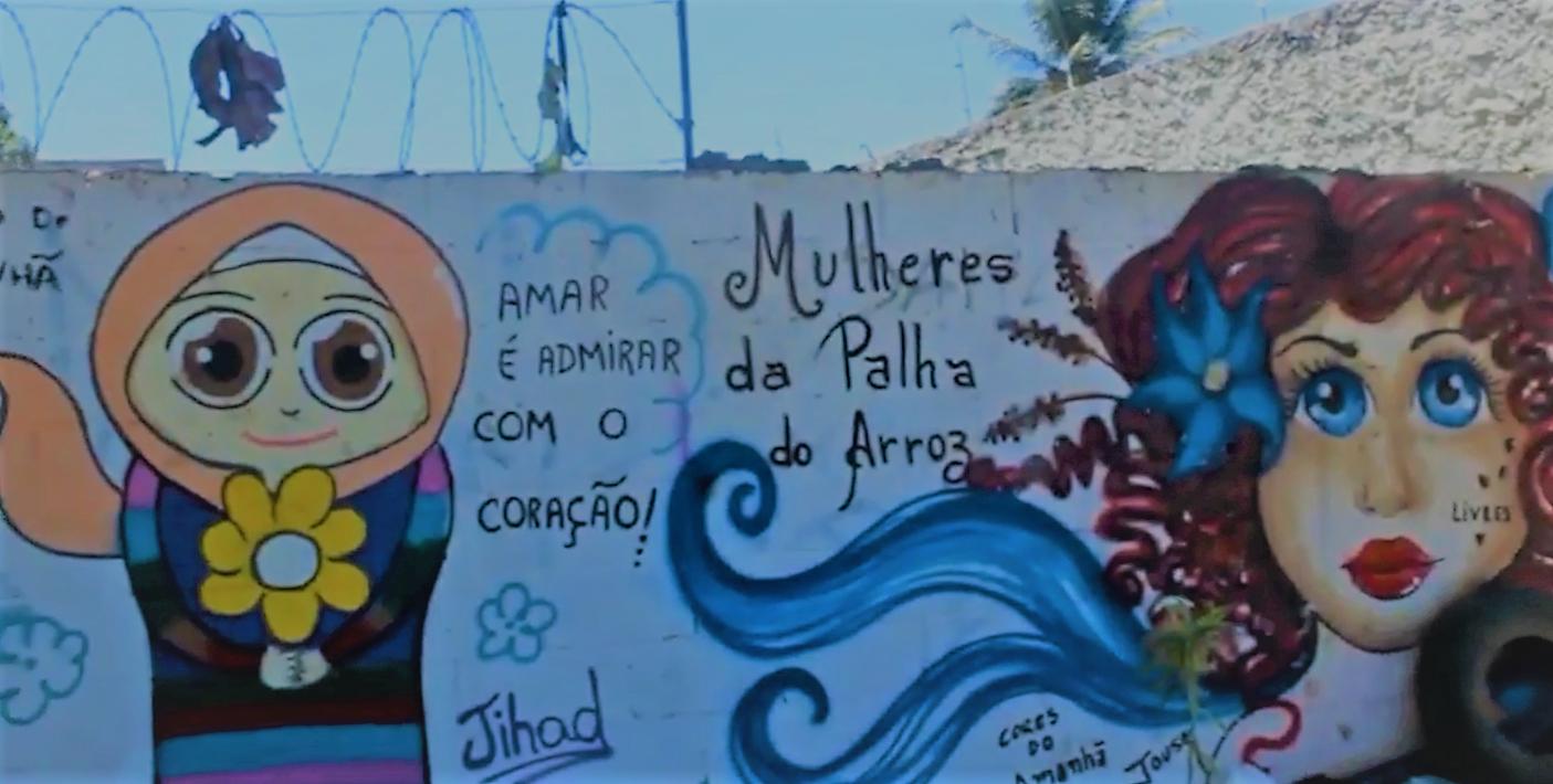 Vídeo: Mulheres Guerreiras da Palha do Arroz