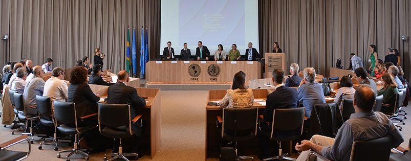 OPAS e entidades debatem regulamentação de agrotóxicos