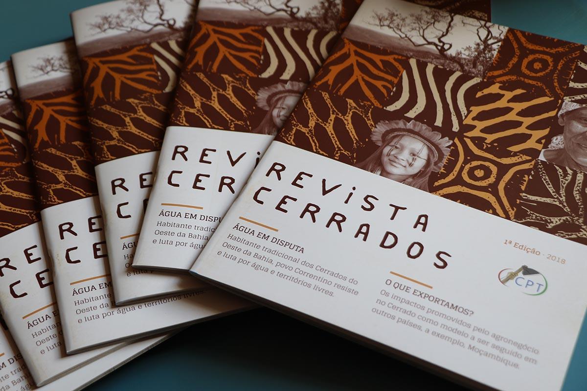 CPT lança produções sobre o Cerrado em São Luís (MA)