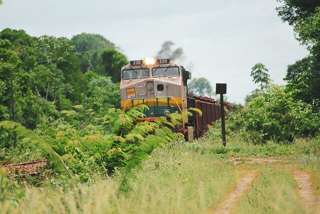 PA: Governo anuncia ferrovia e comunidades temem