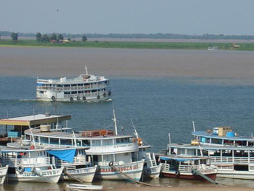 Covid-19: o vírus que viaja pelas águas do Tapajós