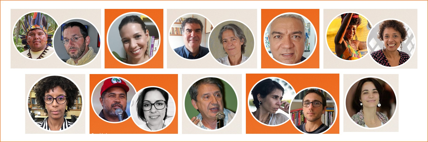 FASE Convida: debates de julho