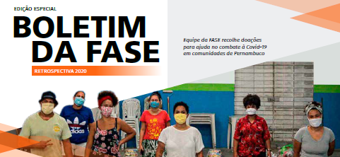 FASE mobiliza R$ 1 milhão contra coronavírus em 9 estados