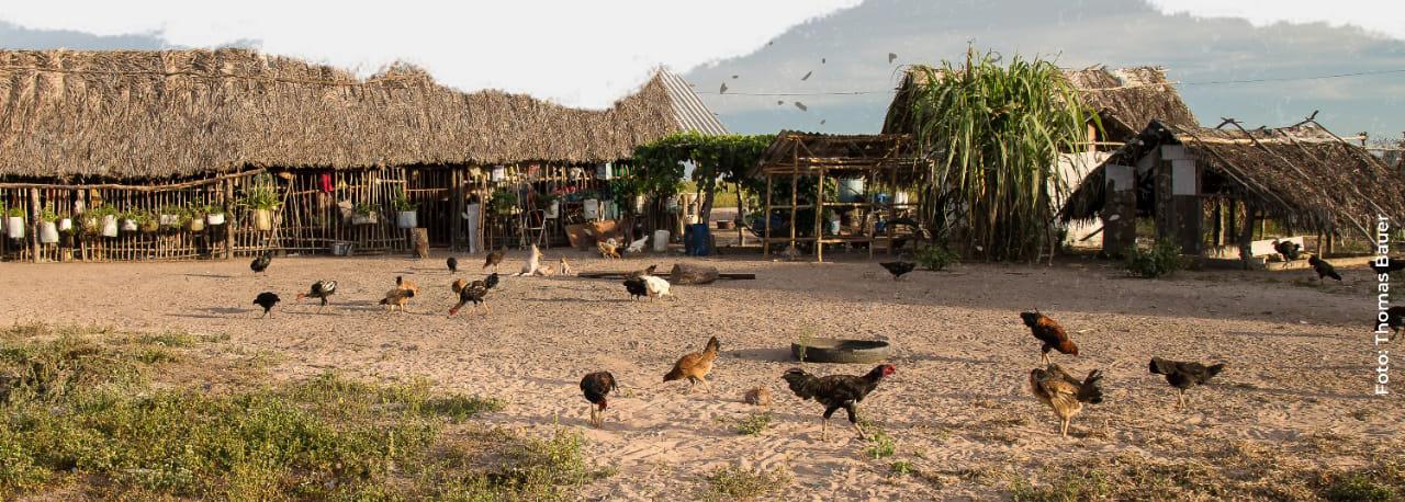 Homens armados ameaçam comunidade no Tocantins